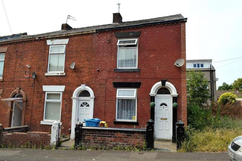 2 Bedrooms Terraced House for sale in Dorset Street, Werneth, Oldham, OL9 7BJ