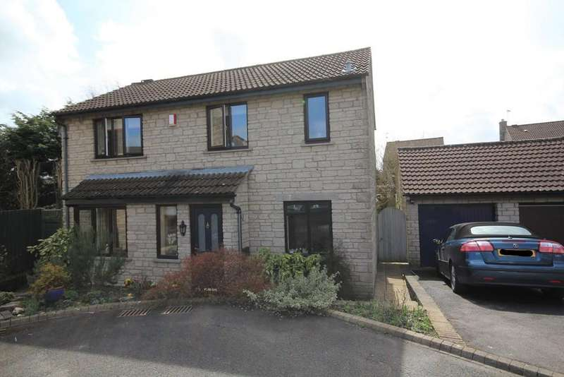 4 Bedrooms Detached House for sale in Kings Oak Meadow, Clutton