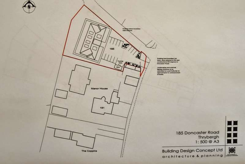 3 Bedrooms Land Commercial for sale in Doncaster Road, Thrybergh