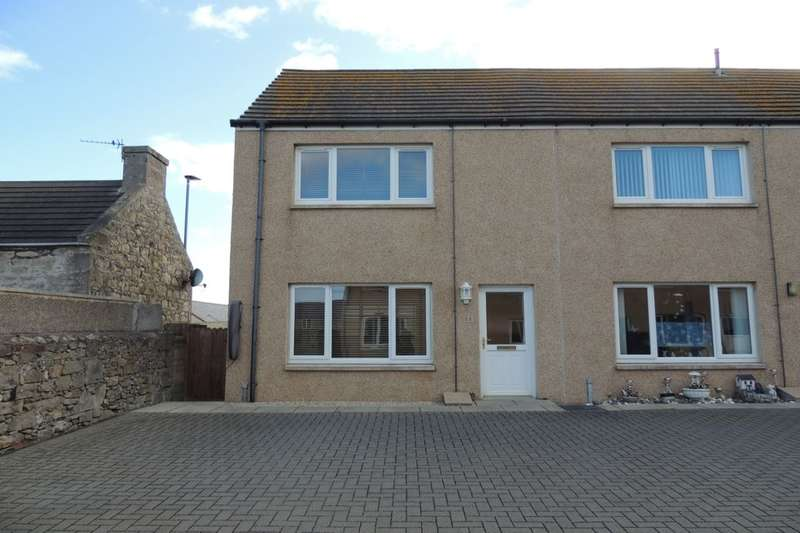 2 Bedrooms Property for sale in Cormacks Terrace High Street, Lossiemouth, IV31