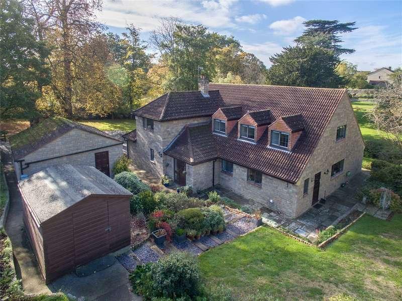 4 Bedrooms House for sale in Bell Lane, Cossington, Bridgwater, Somerset, TA7
