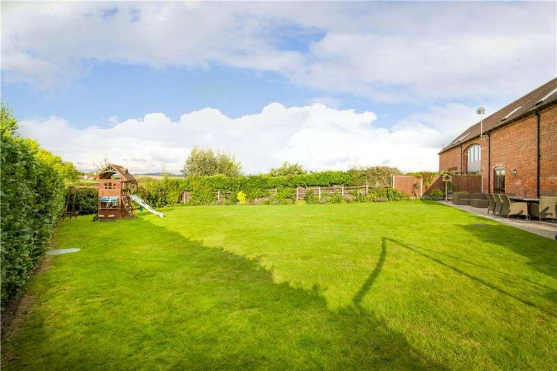 4 Bedrooms Barn Conversion Character Property for sale in Chaddesley Corbett, Worcestershire, DY10