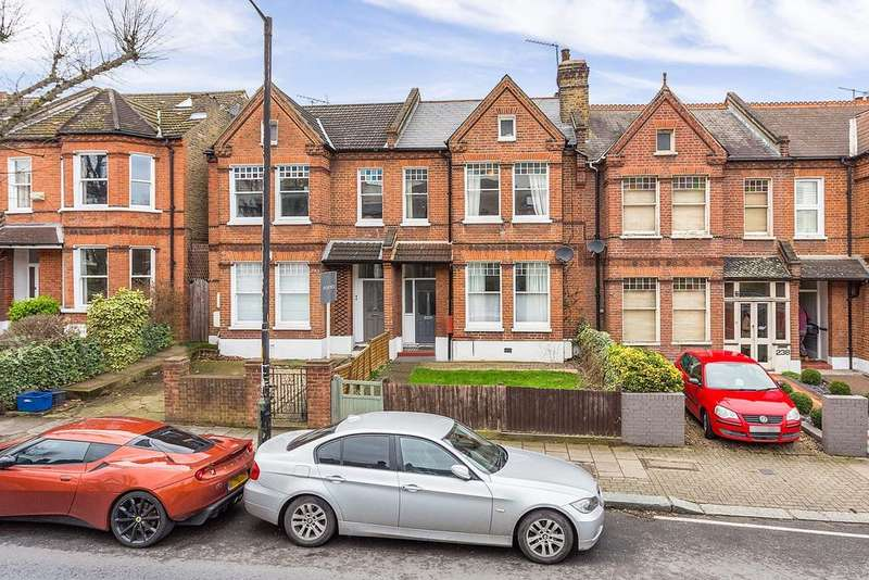 2 Bedrooms Flat for sale in Barry Road, Dulwich, SE22