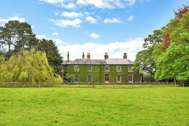 7 Bedrooms Farm Commercial for sale in Hilton, Derby, Derbyshire