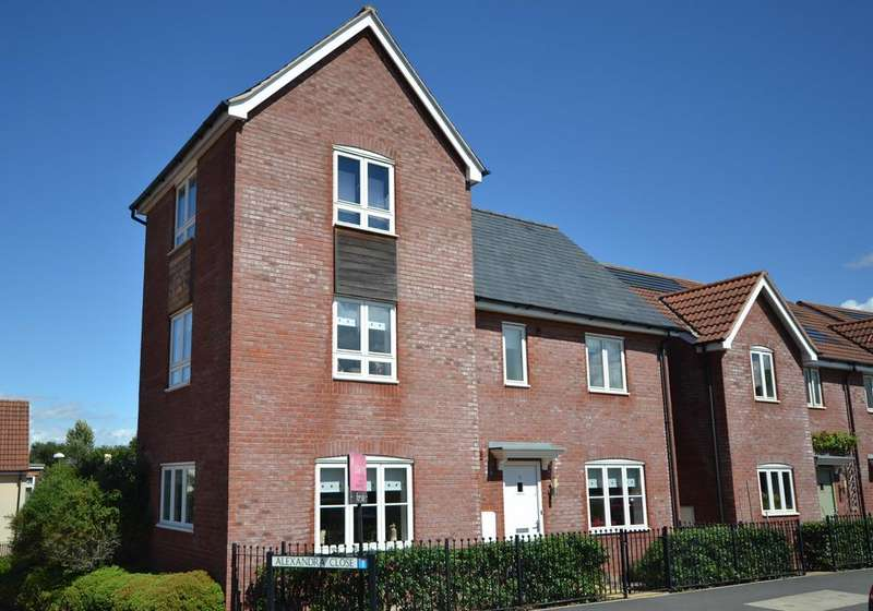 4 Bedrooms Detached House for sale in Lister Road, Dursley, GL11