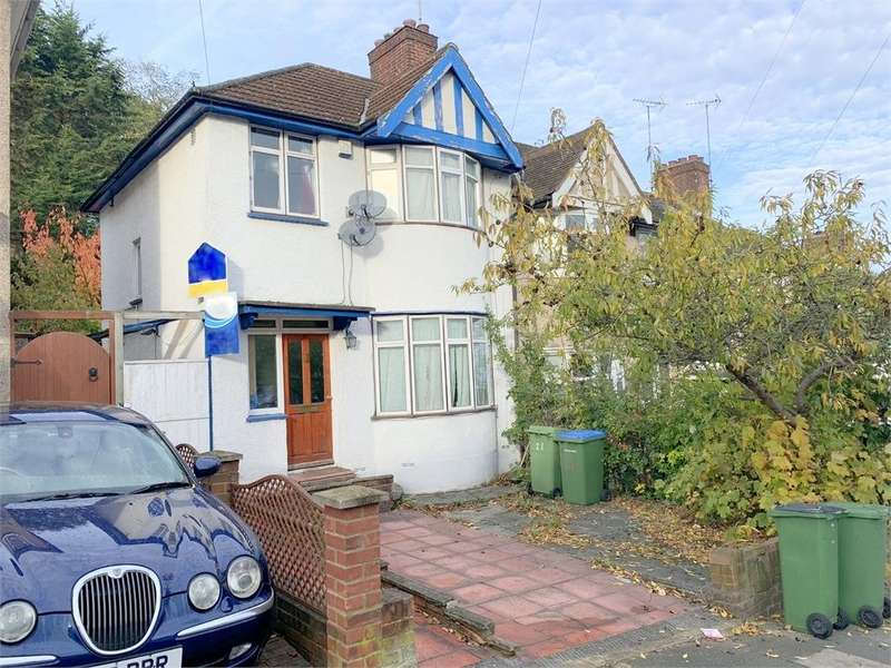 3 Bedrooms End Of Terrace House for sale in Donaldson Road, Shooters Hill, London, SE18 3JZ