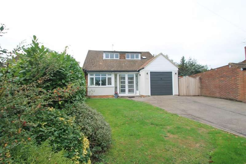 3 Bedrooms Detached House for sale in Craigwell Avenue, Aylesbury