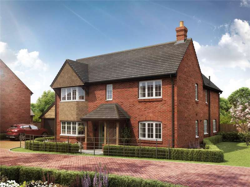 4 Bedrooms House for sale in Church Heights, Church Road, Bishopstoke, Eastleigh, SO50