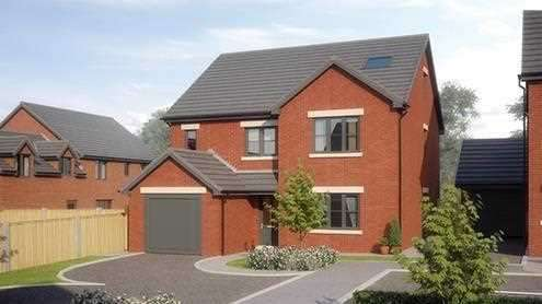 5 Bedrooms Detached House for sale in The Oakworth, Oaktree Grange, Clayton Le Woods, Leyland