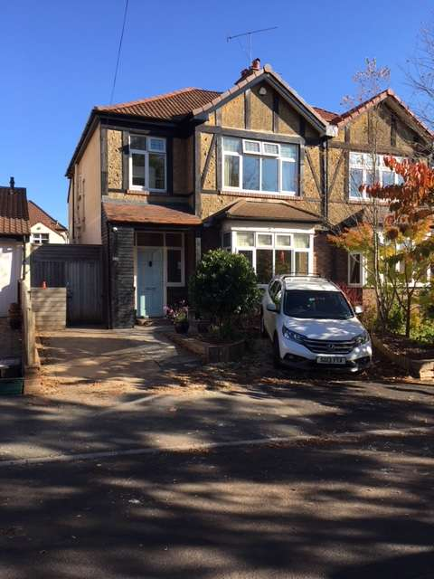 4 Bedrooms Semi Detached House for sale in Cossins Road, Redland, Bristol BS6 7LY