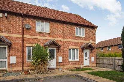 2 Bedrooms Terraced House for sale in Fern Grove, Bradley Stoke, Bristol, Gloucestershire