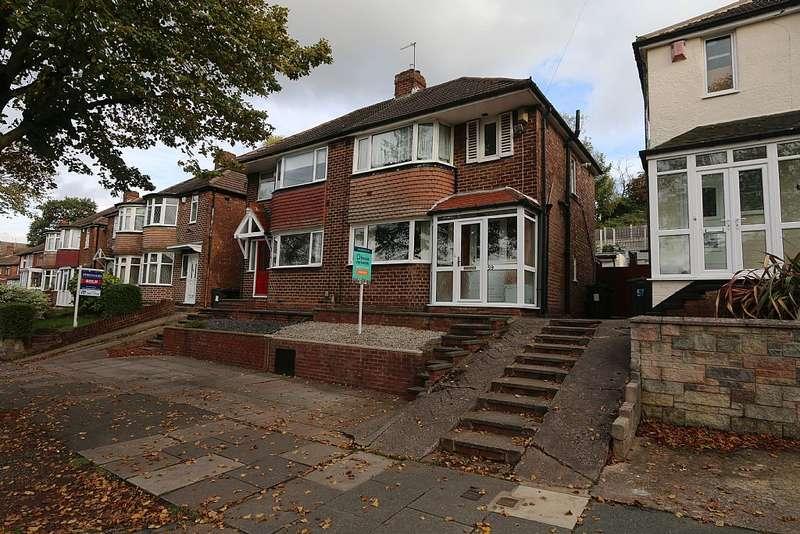 3 Bedrooms Semi Detached House for sale in Burnham Road, Birmingham, West Midlands, B44 8HX