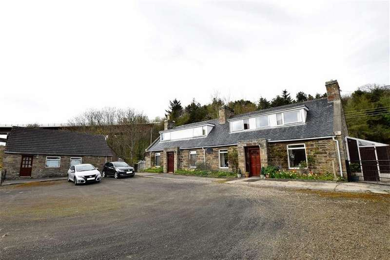 6 Bedrooms Cottage House for sale in Portormin Road, Dunbeath, Caithness
