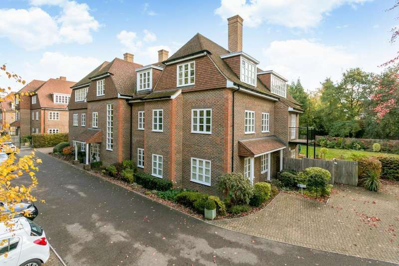 3 Bedrooms Penthouse Flat for sale in Evergreen, Sunningdale