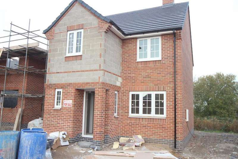 3 Bedrooms Detached House for sale in Heath Lane, Earl Shilton