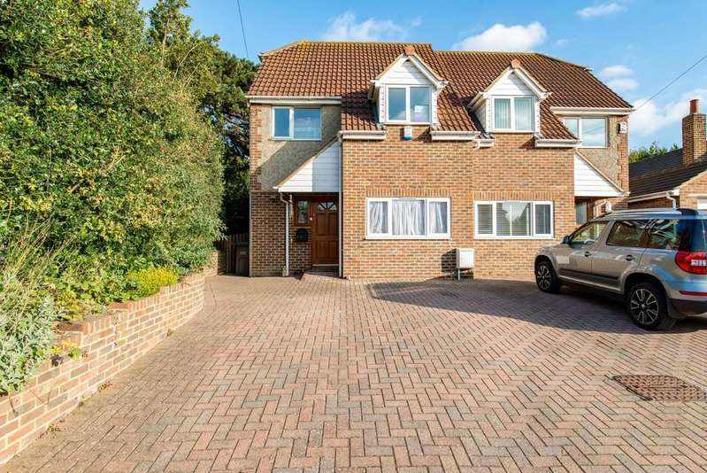 5 Bedrooms Semi Detached House for sale in Singlewell Road, Gravesend