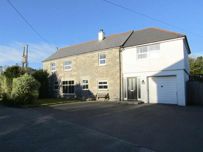 3 Bedrooms Equestrian Facility Character Property for sale in 3 bedroom Barn Conversion with Land and Stables, Lanner, Redruth TR16