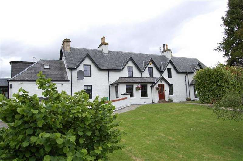 5 Bedrooms Semi Detached House for sale in Croft Lane, Inverness