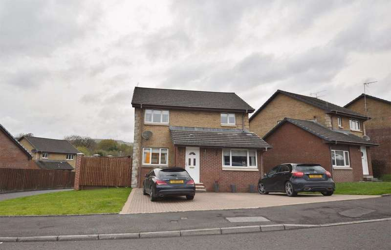 4 Bedrooms Detached House for sale in 13 Westpark Wynd, DALRY, KA24 5BP