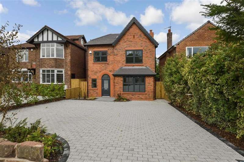 5 Bedrooms Detached House for sale in Grove Lane, Hale, Cheshire