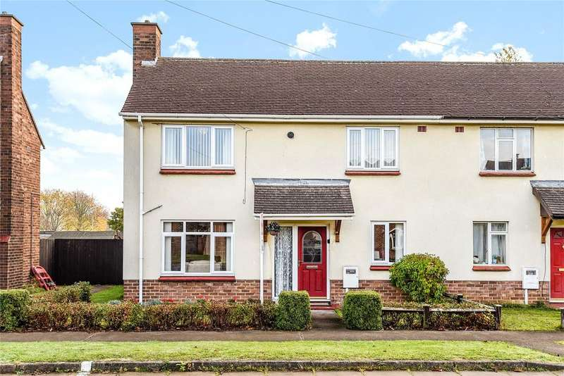 2 Bedrooms Semi Detached House for sale in Third Avenue, Scampton, LN1