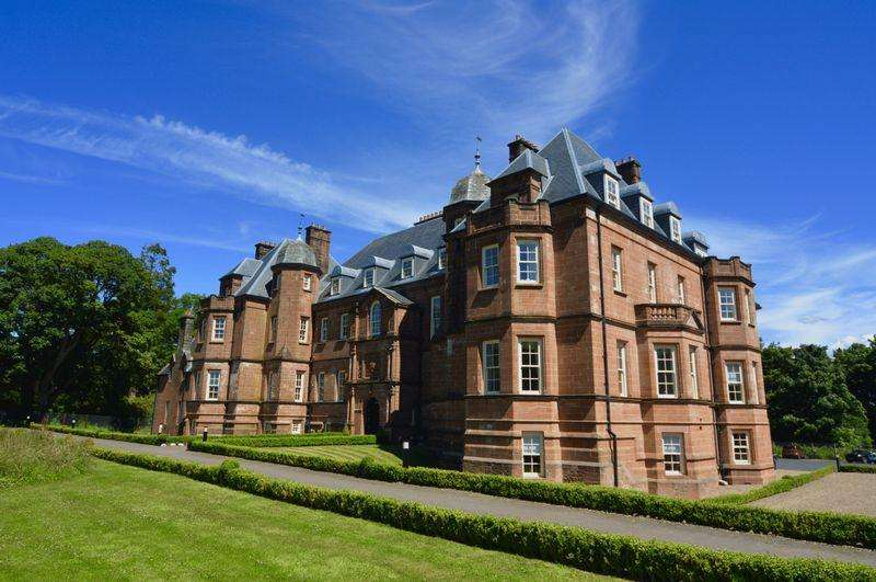 2 Bedrooms Apartment Flat for sale in Ballochmyle House, Mauchline