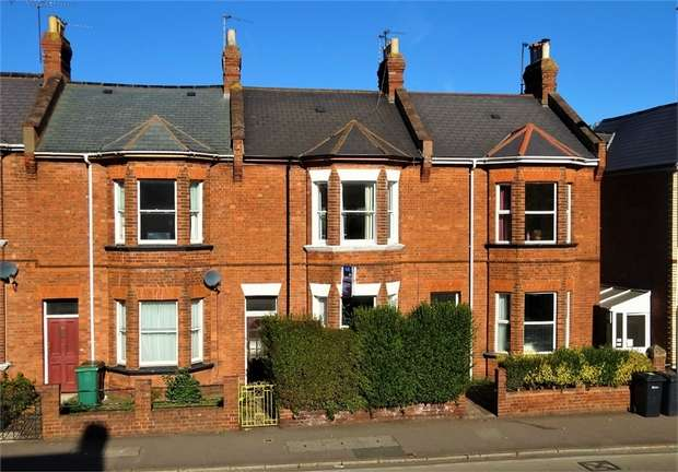 1 Bedroom Flat for sale in 113 Fore Street, Heavitree, EXETER, Devon