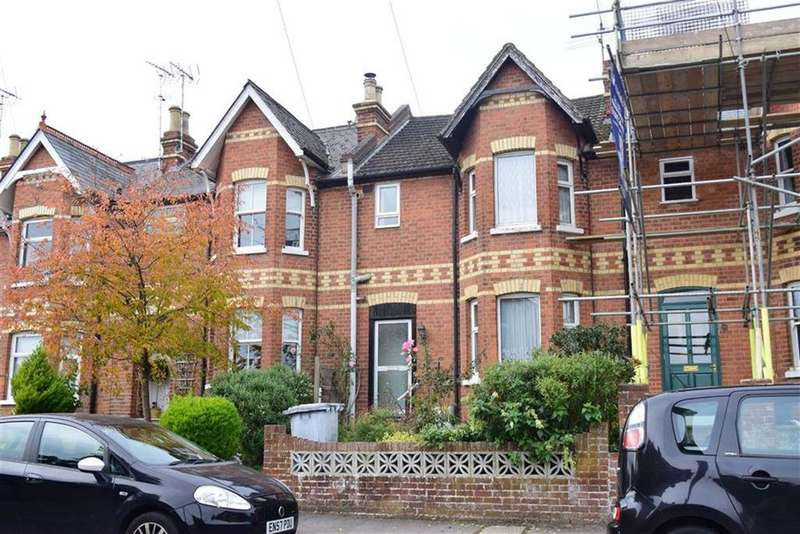 4 Bedrooms Terraced House for sale in Hemdean Rise, Caversham, Reading