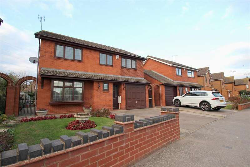 4 Bedrooms Detached House for sale in Shuna Croft, Walsgrave, Coventry, CV2 2RY
