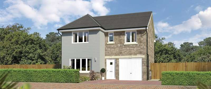 4 Bedrooms Detached House for sale in Dukeswood, Calderwood, East Calder, Livingston