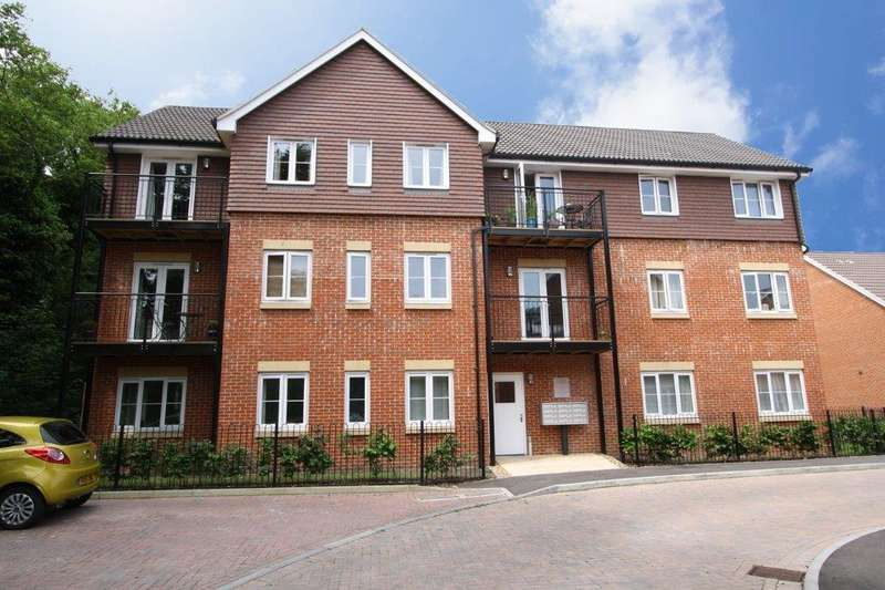 2 Bedrooms Apartment Flat for sale in Shafford Meadows, Hedge End, SOUTHAMPTON SO30