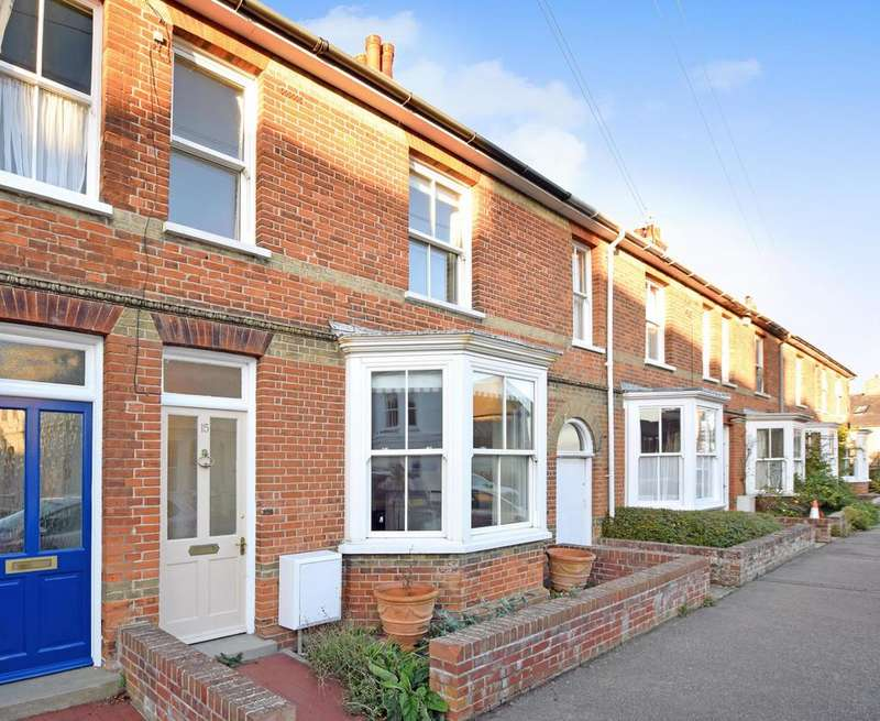 3 Bedrooms Terraced House for sale in Park Lane, Aldeburgh