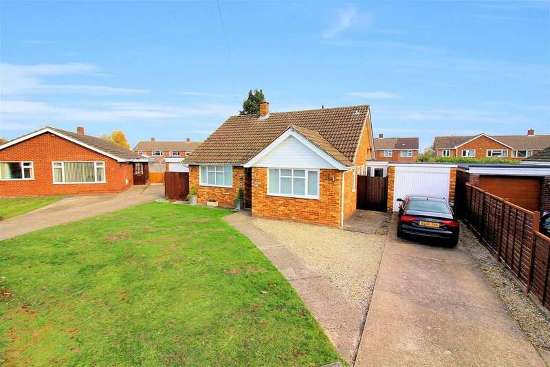2 Bedrooms Bungalow for sale in Campion Close, Aylesbury