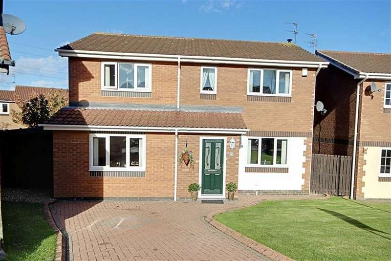 4 Bedrooms Detached House for sale in Thornbury Close, Boldon, Tyne And Wear