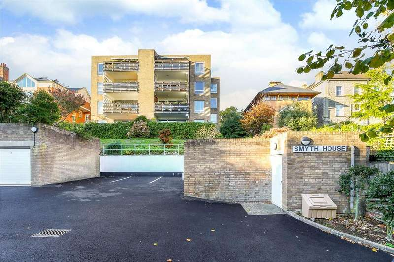 3 Bedrooms Flat for sale in Smyth House, Bridge Road, Leigh Woods, Bristol, BS8