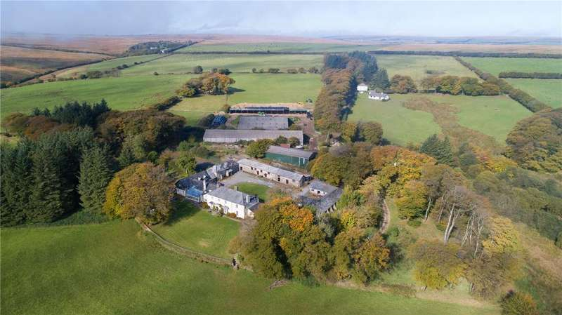 Farm Commercial for sale in Emmetts Grange, Simonsbath, Minehead, Somerset, TA24