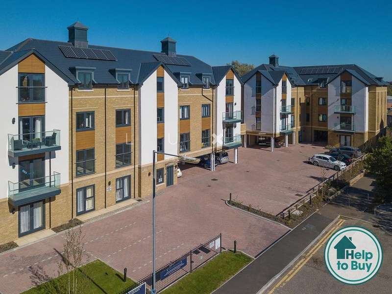 2 Bedrooms Apartment Flat for sale in Hamilton Place, Colchester, CO1