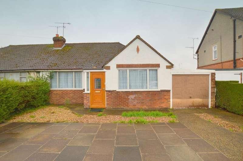 2 Bedrooms Bungalow for sale in Icknield Way, Warden Hills, Luton, LU3 2BU
