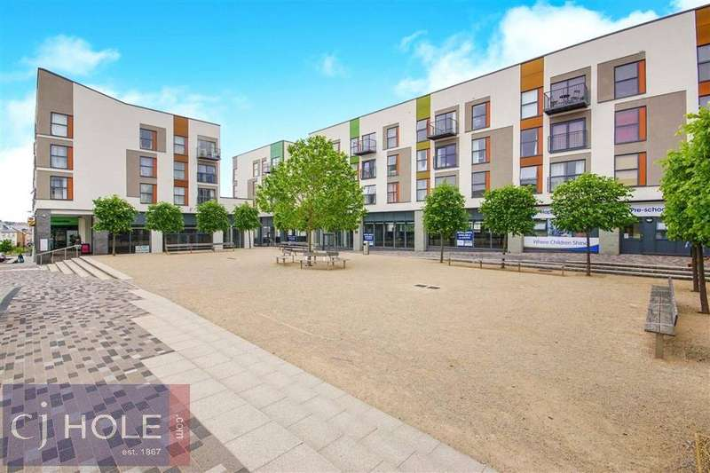 2 Bedrooms Apartment Flat for sale in The Square, Long Down Avenue, Bristol, BS16