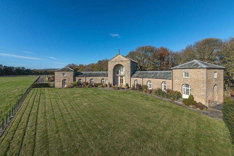 5 Bedrooms Detached House for sale in Soane House, Burn Hall, Darlington Road, Durham