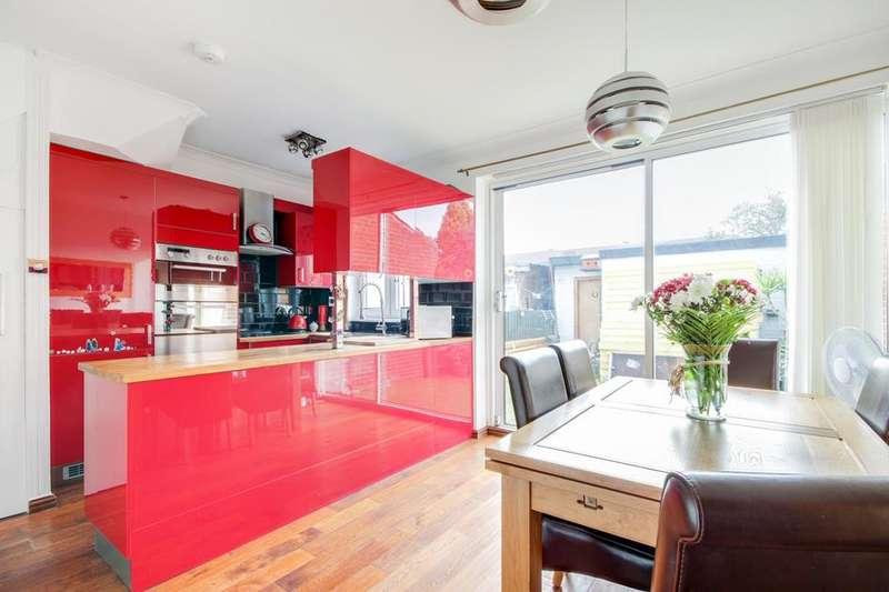 4 Bedrooms Terraced House for sale in Penfold Road, Edmonton, London, N9