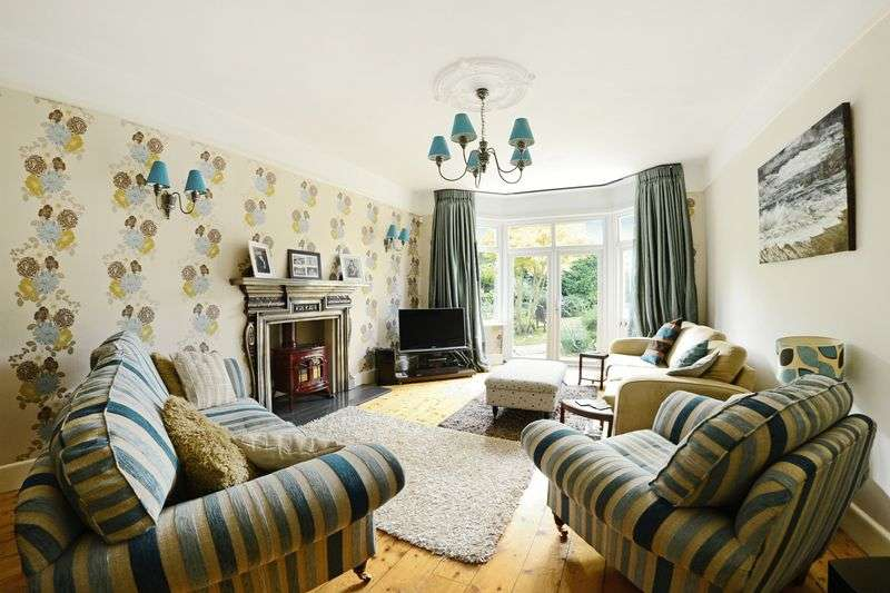 4 Bedrooms Property for sale in St Ledgers Road, Bournemouth