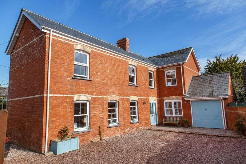4 Bedrooms Property for sale in Fordton, Crediton