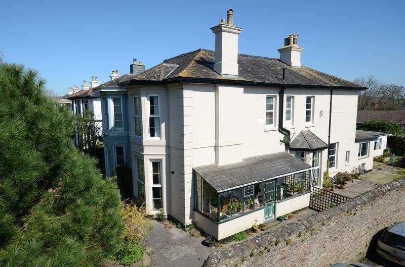 4 Bedrooms Property for sale in Ashburton Road, Totnes