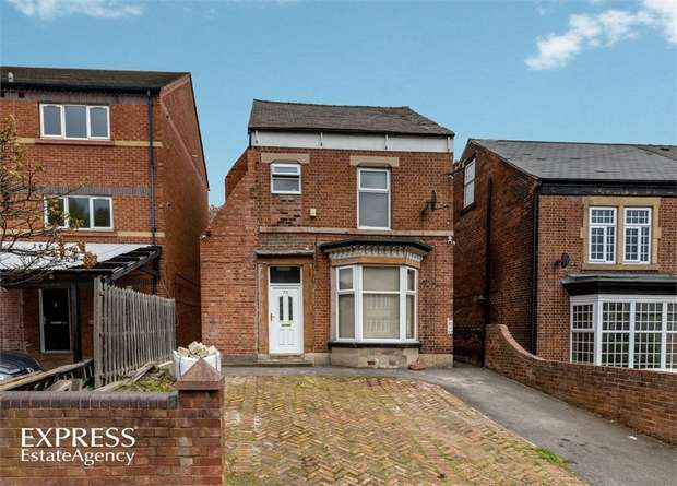 3 Bedrooms Detached House for sale in Burngreave Road, Sheffield, South Yorkshire
