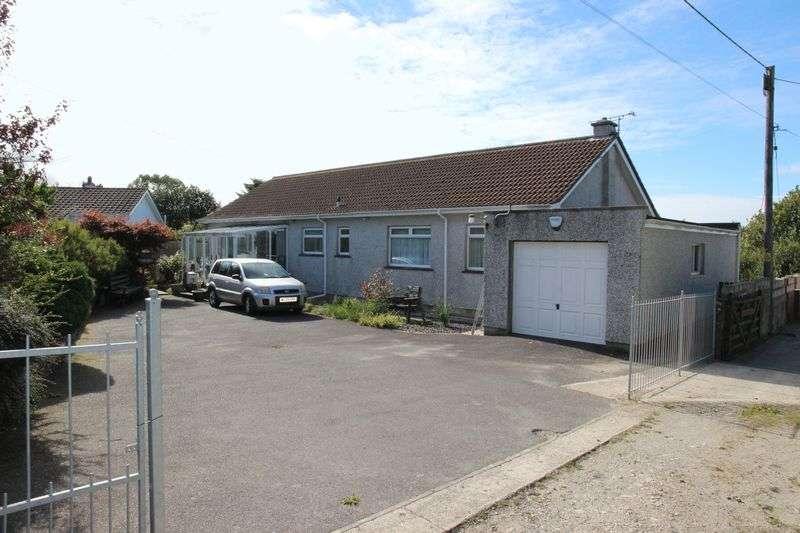 3 Bedrooms Property for sale in Moorland Road Indian Queens, St Columb