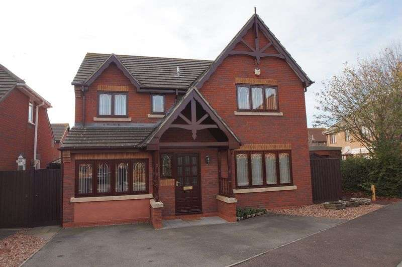 4 Bedrooms Property for sale in Stoppard Road, Burnham-On-Sea