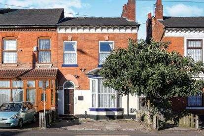 7 Bedrooms Terraced House for sale in Golden Hillock Road, Small Heath, Birmingham, West Midlands