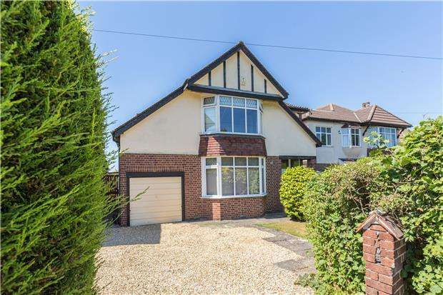 4 Bedrooms Detached House for sale in Kellaway Crescent, BRISTOL, BS9 4TE
