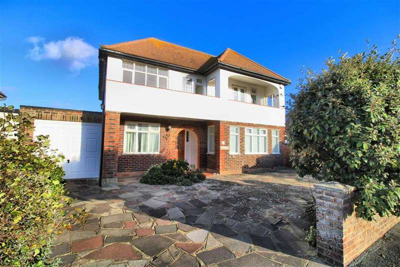 4 Bedrooms Detached House for sale in Corsica Road, Seaford, East Sussex